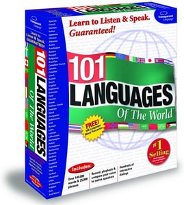 học tiếng anh 101 Languages Of The World