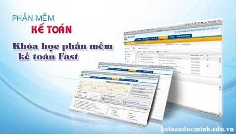 Phần mềm kế toán Fast