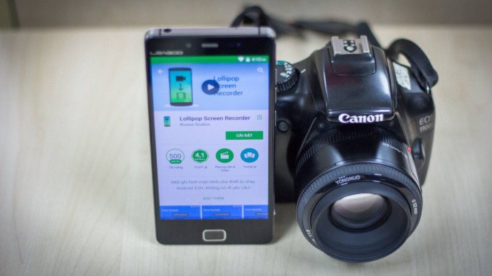 Top 10 ứng dụng quay video màn hình cho điện thoại.