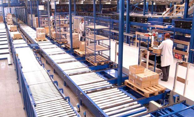 Perfect warehouse
