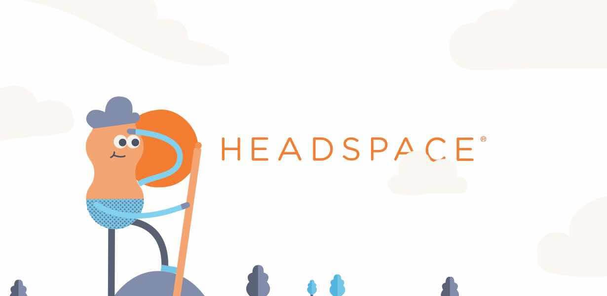 Ứng dụng Head Space với nhiều bài tập thiền hiệu quả