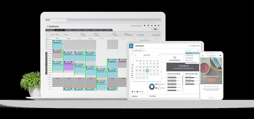 Phần mềm quản lý spa có nhiều chức năng đa dạng