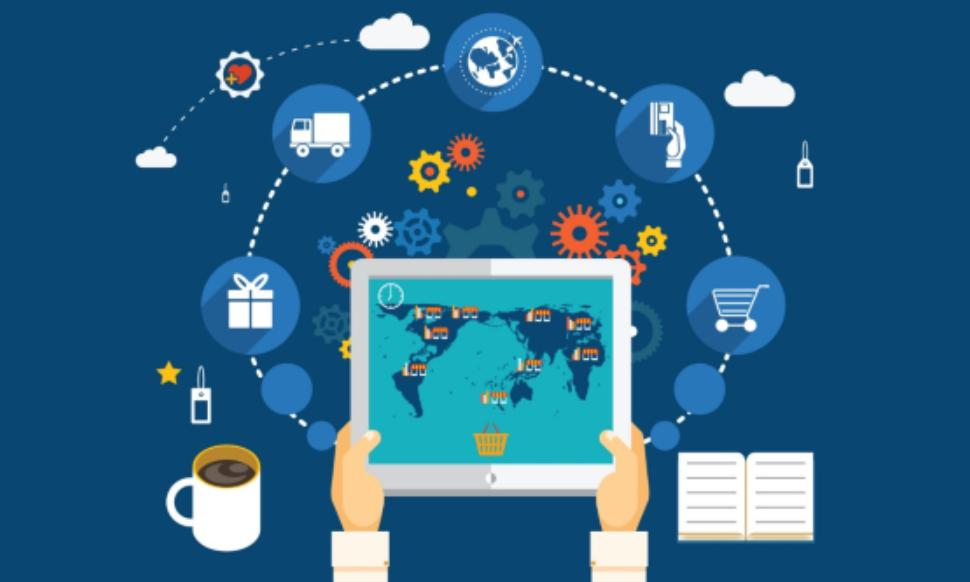 Áp dụng công nghệ vào trong vận hành quản lý chuỗi cung ứng