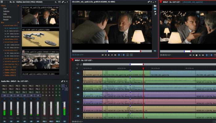 Lightworks - Phần mềm edit video hỗ trợ 4K
