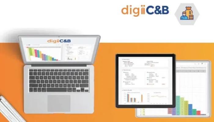 Phần mềm chấm công nhân viên - digiiC&B
