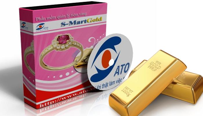 Ứng dụng quản lý tiệm vàng S-martGold