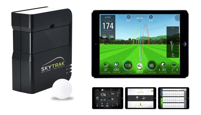 Hệ thống mô phỏng đánh Golf 3D – SkyTrak