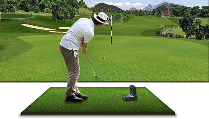 Phần mềm mô phỏng golf 3D là gì?