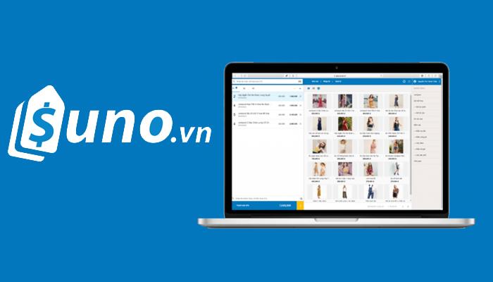 Phần mềm quản lý shop thời trang chuyên nghiệp - Suno